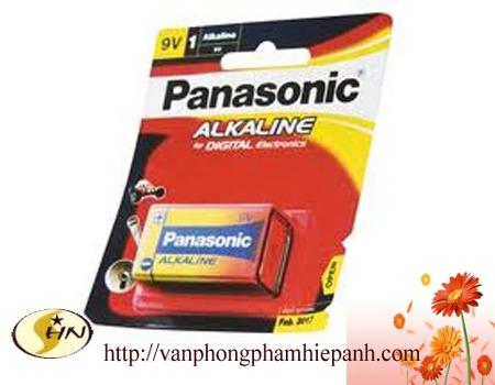 Pin 9V Panasonic Alkaline