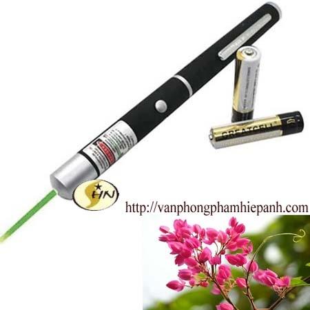Bút chỉ Laser dùng pin đũa