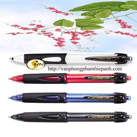 Bút bi xanh Uni  200PT (1.0mm)