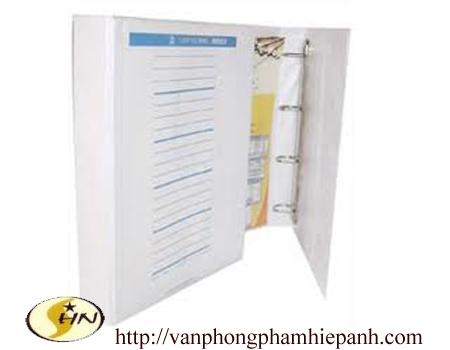 File 4 còng XF da trắng 3F - 1211A