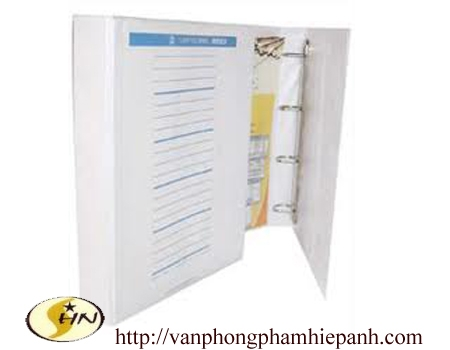 File 4 còng XF da trắng 10F - 1232A