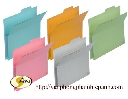 File bìa giấy có đáy Plus (061PF)