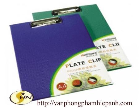 File trình ký Plate Clip A4 201kẻ sọc