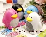 Gọt bút chì Deli 563 - Hình con chim cánh cụt